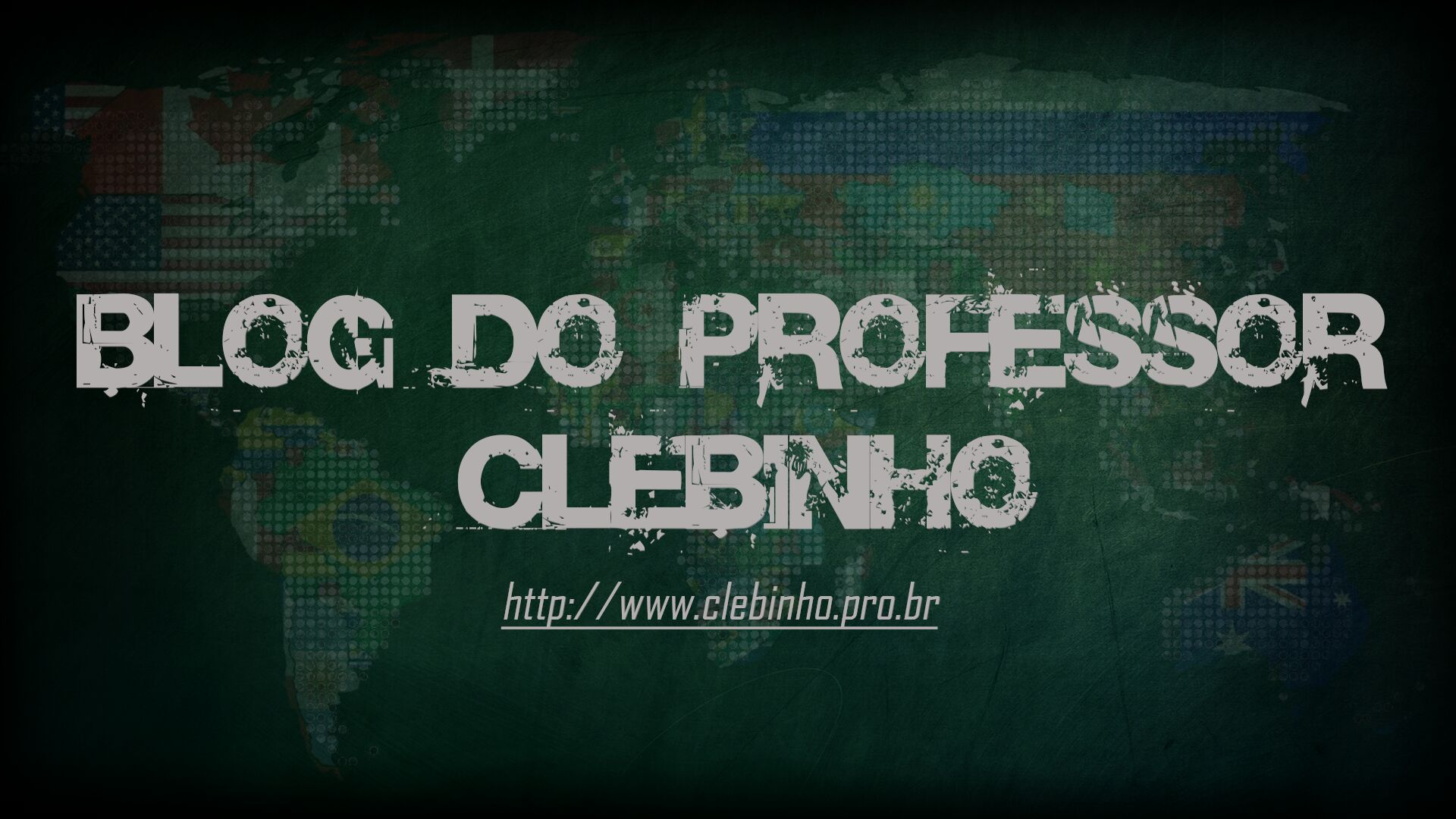 Blog do Professor Clebinho