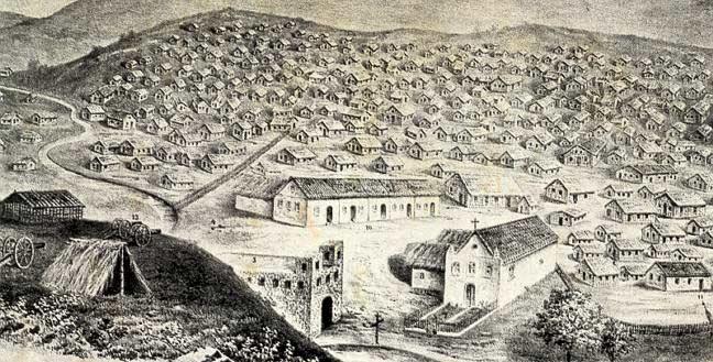 194 Guerra De Canudos 1896 1897 Blog Do Professor